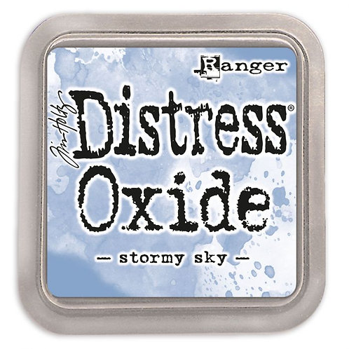 Stempelkissen Distress Oxidestormy sky