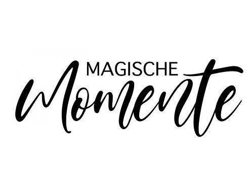 "Stempel by Isa ""Magische Momente"" 8x3"