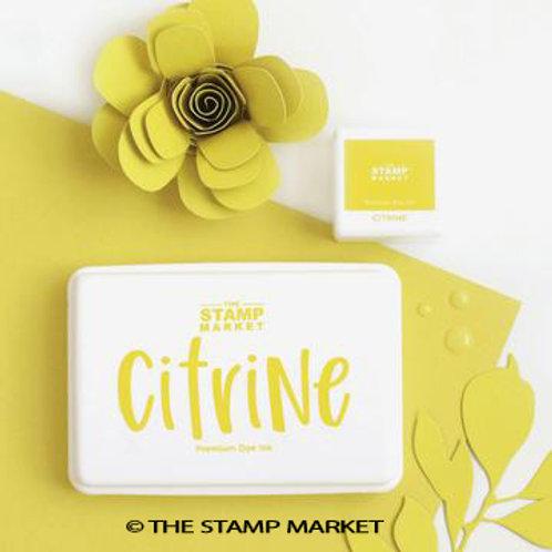 Stempelkissen von The Stamp Market - Citrine