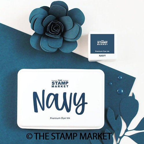Stempelkissen von The Stamp Market - Navy