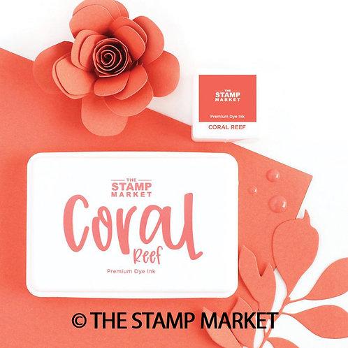 Stempelkissen von The Stamp Market -Coral Reef