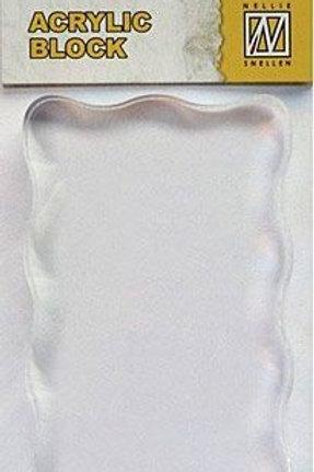 Acrylblock 12x9cm