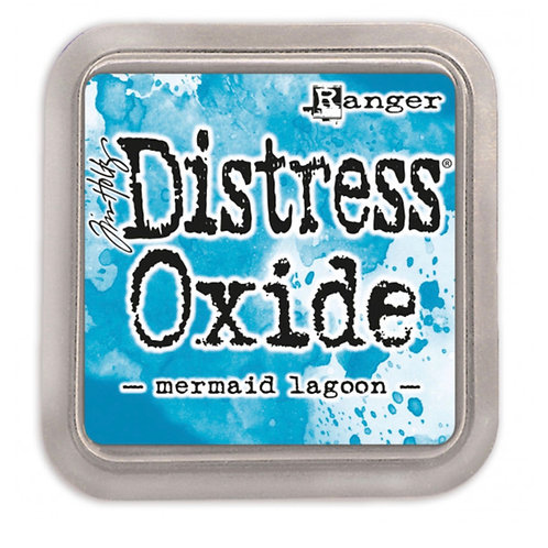 Stempelkissen Distress Oxide Mermaid Lagoon