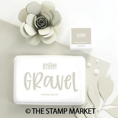 Stempelkissen von The Stamp Market -Gravel