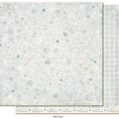 Maja Design Papier - Joyous Winterdays Frost