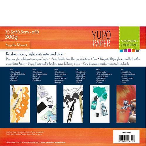 Yupo Papier 30,5x30,5