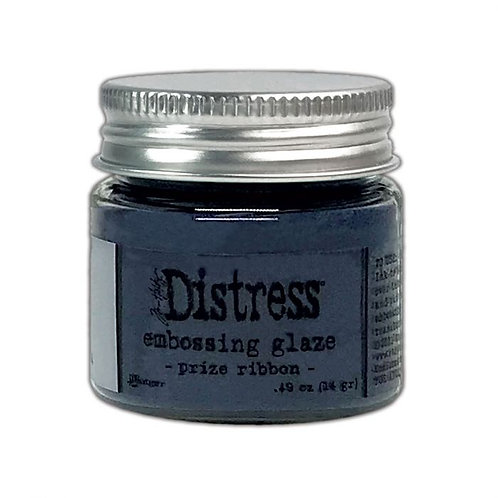 Ranger • Distress embossing glaze Prize ribbon