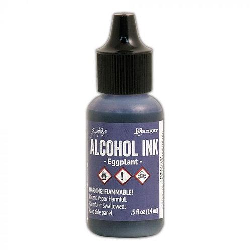 Ranger • Tim Holtz Alcohol Ink Eggplant
