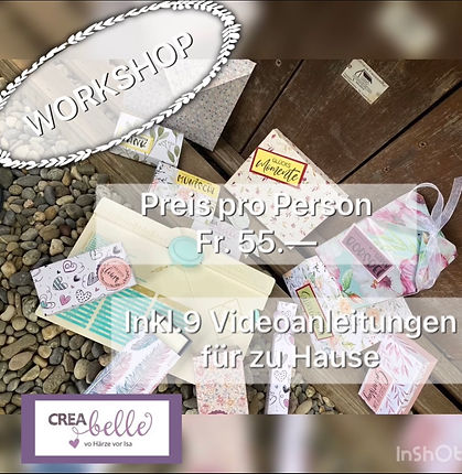 Workshop Punch Baord
