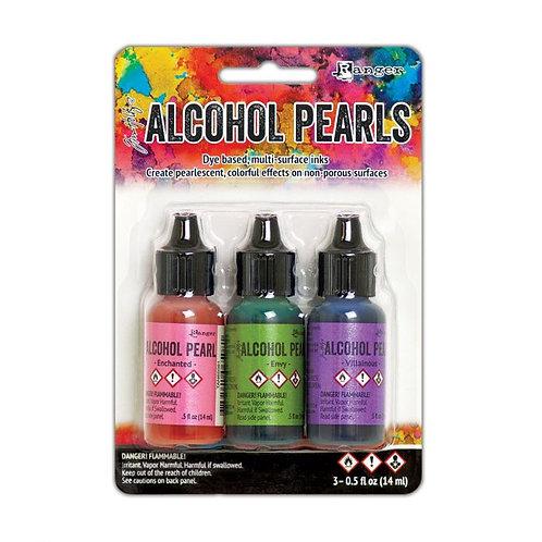 Tim Holtz Alcohol Pearls Kit 2