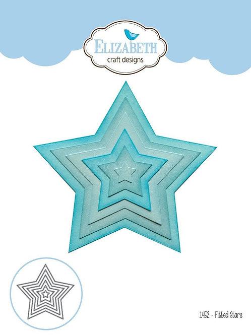 Elizabeth Craft Design Stanzformen Sterne