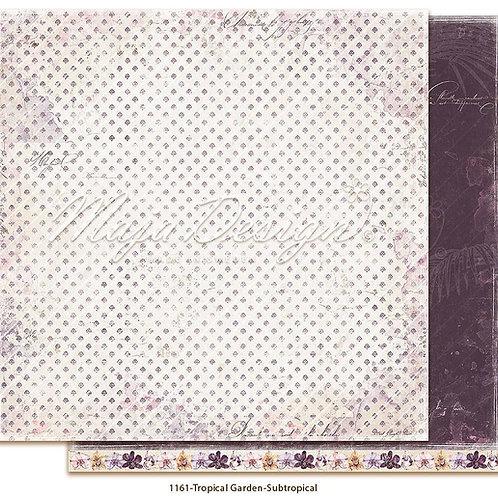 Maja Design Papier - Tropical Garden - Subtropical