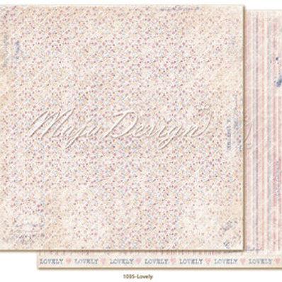 Maja Design Papier -  Denim & Girl Lovely