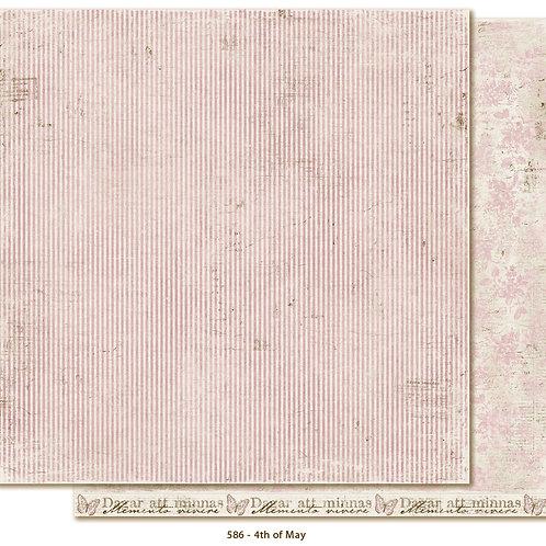 Maja Design Papier - 4th of May