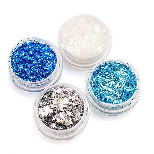 Resin Glitter Winterzauber