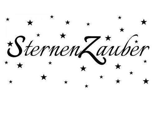 """Holzstempel Design by Susann """"SternenZauber"""""""