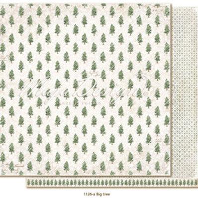 Maja Design Papier -Traditional Christmas - A big tree