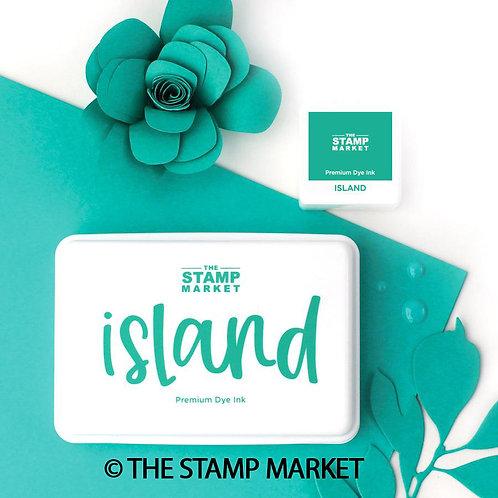 Stempelkissen von The Stamp Market - Island