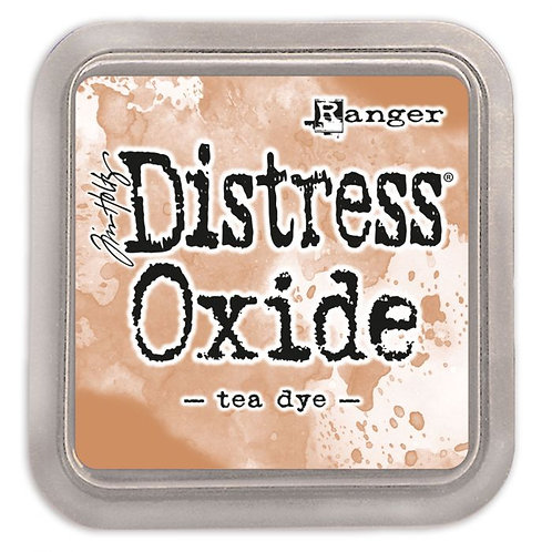 Stempelkissen Distress Oxide tea dye
