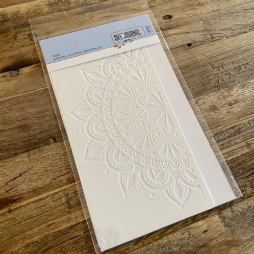 Elizabeth Craft Design Schablone Mandala
