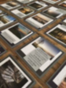 Trauerkarten, Stimmungsvolle Trauerkarte, Herzliches Beileid, Auftichtige Anteilnahme, Selbergemachte Trauerkarten, Trost