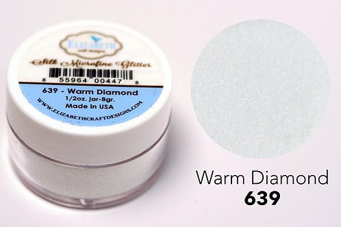 Microfine Glitter von Elitabeth Craft Warm Diamond