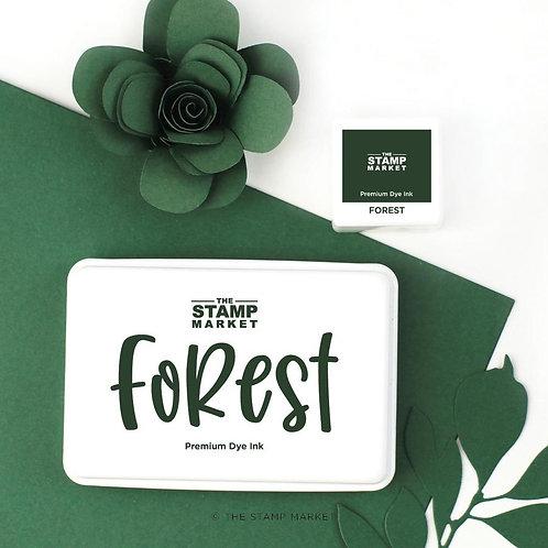 Stempelkissen von The Stamp Market - Forest