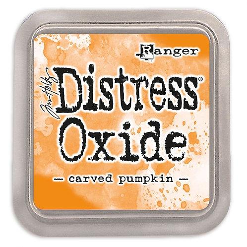 Stempelkissen Distress Oxide Carved pumpkin