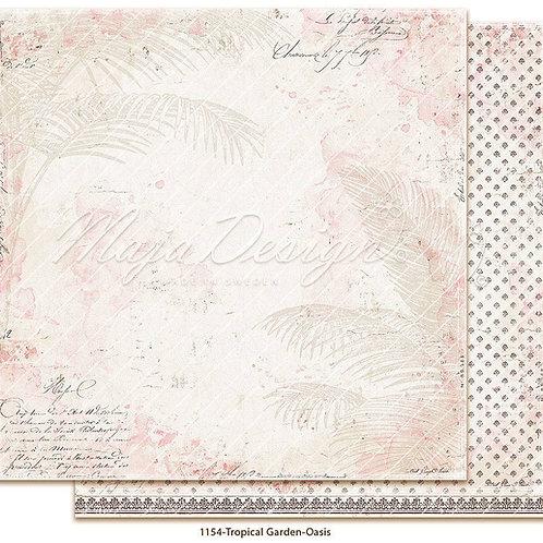 Maja Design Papier - Tropical Garden - Oasis