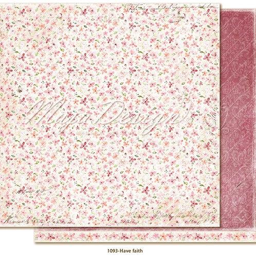 Maja Design Papier Miles Apart -  Have Faith