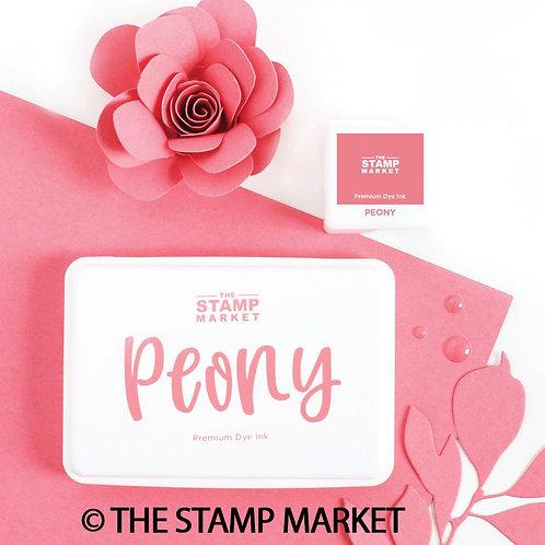 Stempelkissen von The Stamp Market -Peony