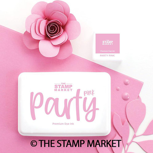 Stempelkissen von The Stamp Market -Party Pink