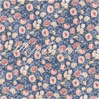 Maja Design Papier - Denim & Girls - Romantic blouse