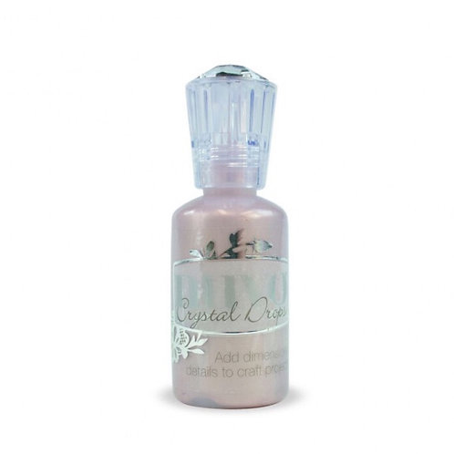 Nuvo Christal Drops antique rose