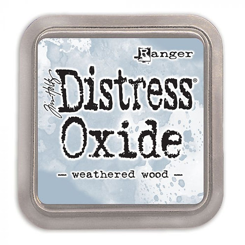 Stempelkissen Distress Oxide Weathered wood