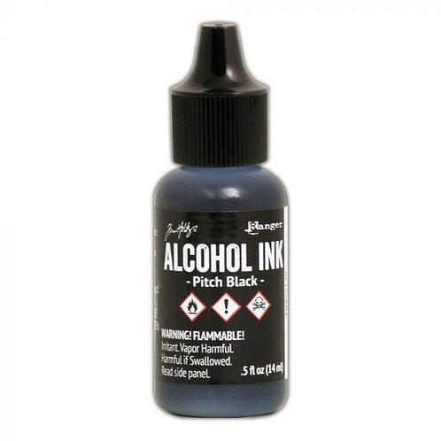 Ranger • Tim Holtz Alcohol Ink Pitch black