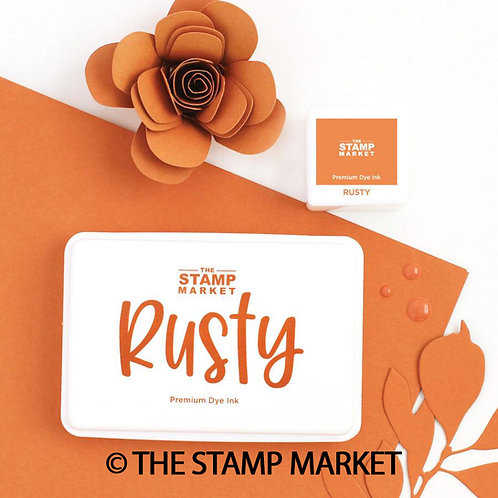 Stempelkissen von The Stamp Market -Rusty