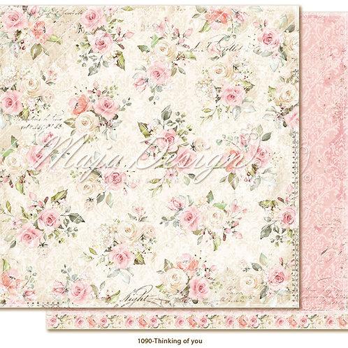 Maja Design Papier Miles Apart - Thinking of You