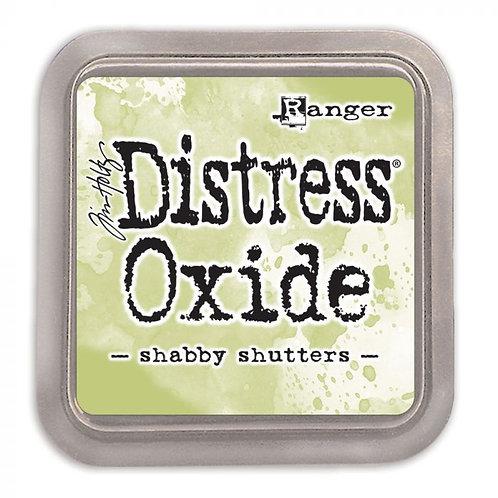 Stempelkissen Distress Oxide Shabby shutters