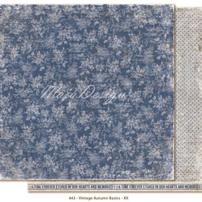 Maja Design Papier - Vintage Autumn Basics No XX