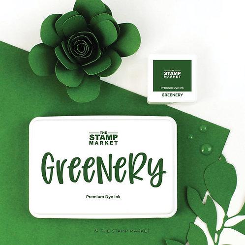 Stempelkissen von The Stamp Market -Greenery