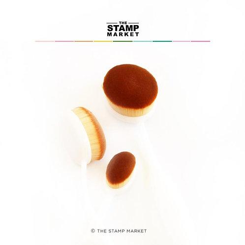 Ink Blending Brushes von The Stamp Market - 3 Stück