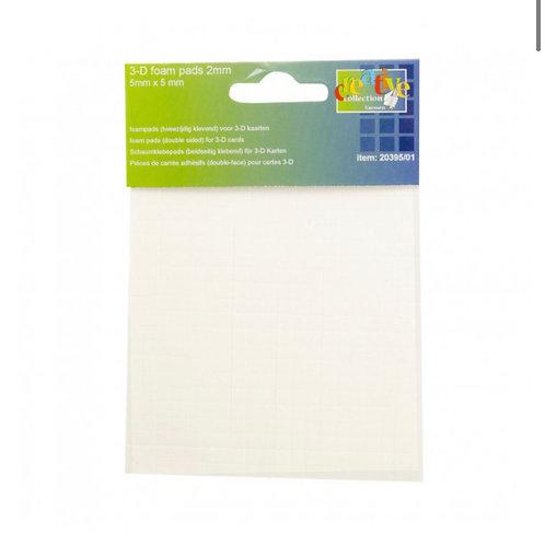 Schaumklebepads für 3-D Karten