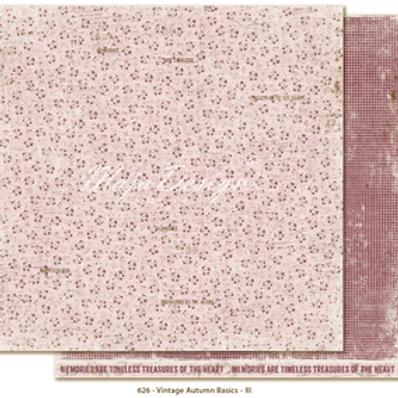 Maja Design Papier - Vintage Autumn Basics No3