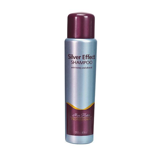 Silver effect hair shampoo250ml