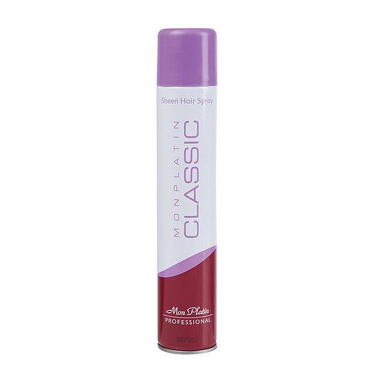 Classic sheen oily hair spray 400l
