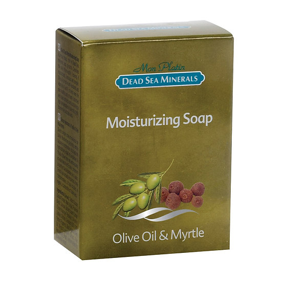 Moisturizing soap Olive oil&Myrtle
