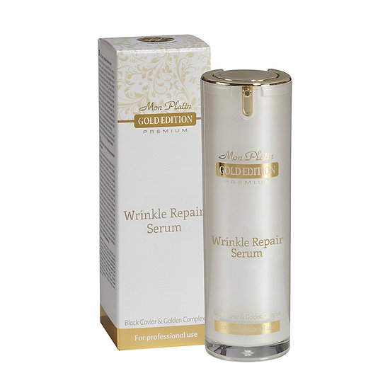Gold edition wrinkle repair serum