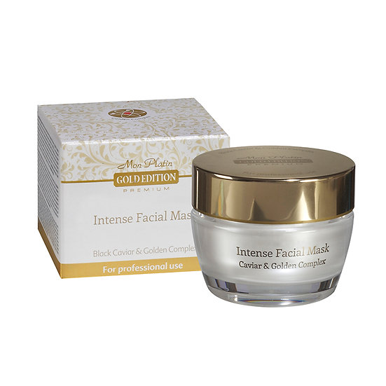 Gold edition intense facial mask