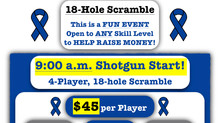 Cancer Benefit Scramble!